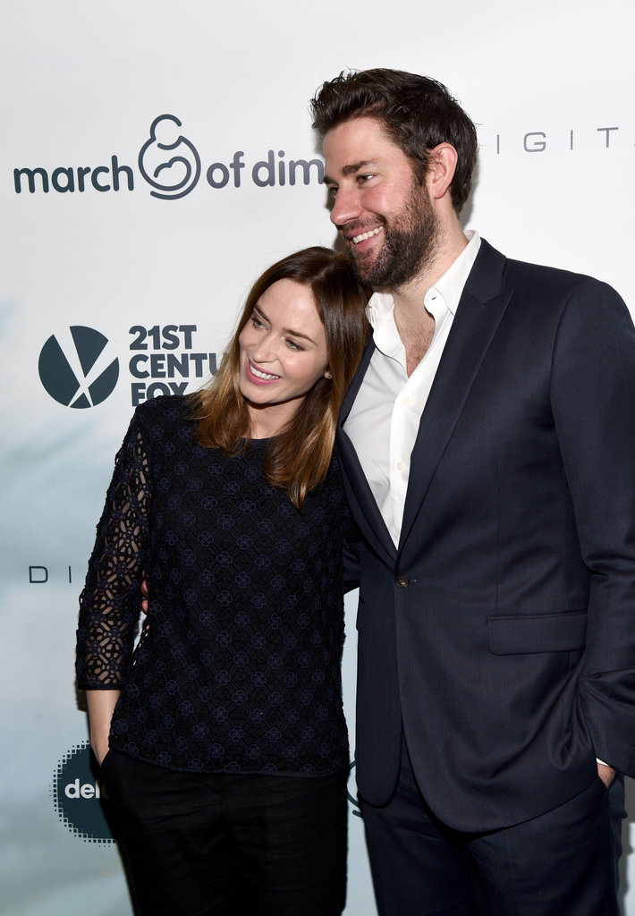 Emily and John attended the March of Dimes Celebration of Babies: A Hollywood Luncheon in December 2014.