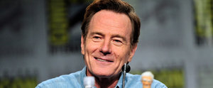 "Watch Bryan Cranston Make an Epic ""Yo Mama"" Joke at Comic-Con"