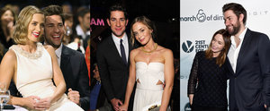 Emily Blunt and John Krasinski Are Too Adorable For Words