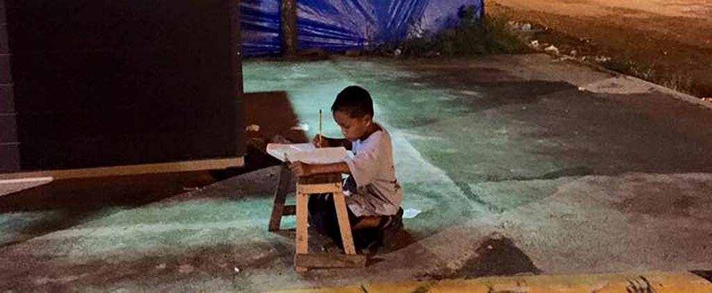 The Ending to This 9-Year-Old Filipino Boy's Story Will Move You to Tears