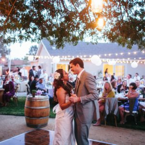 How to Transform Backyard Into Wedding Venue