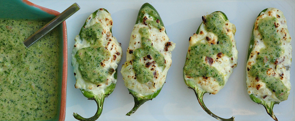 Fire Up the Grill For Stuffed Jalapeño Poppers