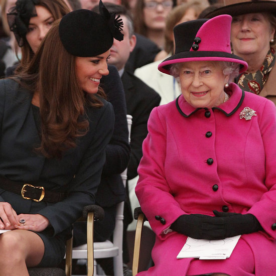 20 Awkward Interactions Between Kate Middleton and the Queen
