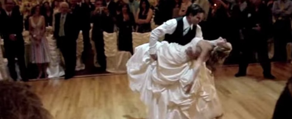 This HGTV Host Just Took the First Dance to a Whole New Level