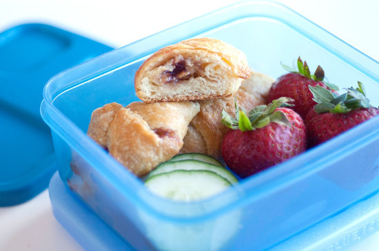 Make Your Child's Lunch Special With These Peanut Butter Rolls
