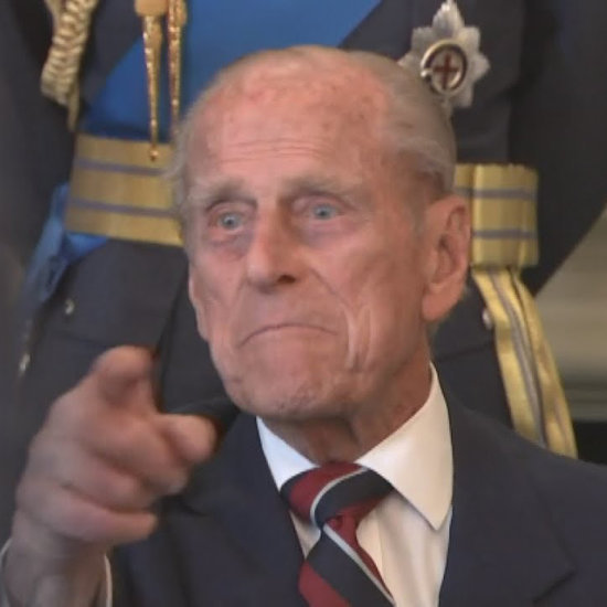 Prince Philip Cursing at Photo Shoot | Video
