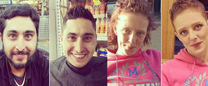 These Photos of Homeless People Getting Haircuts Will Make You Cry