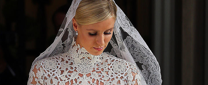 Nicky Hilton Ties the Knot in London Wearing Valentino!