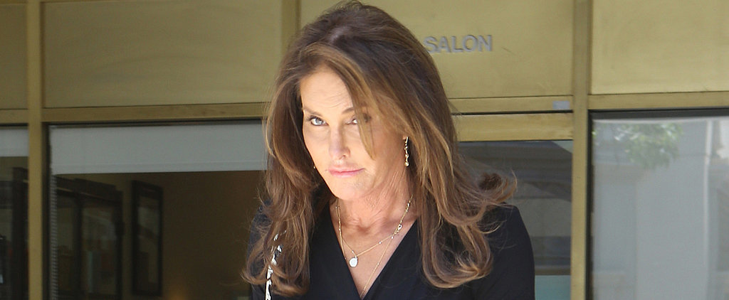 Caitlyn and Kendall Jenner Have a Cute Lunch Date in LA