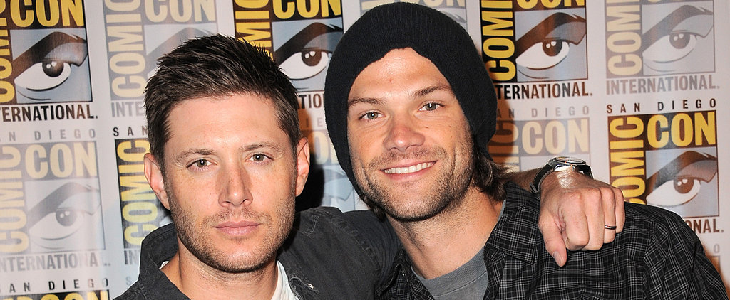 Jensen Ackles and Jared Padalecki Couldn't Have Been Cuter at Comic-Con