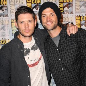 Jensen Ackles and Jared Padalecki at Comic-Con 2015 | Photos
