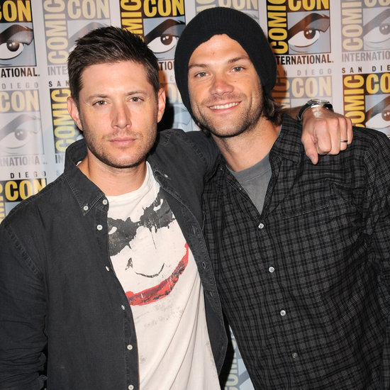 Jensen Ackles and Jared Padalecki at Comic-Con 2015 | Photos