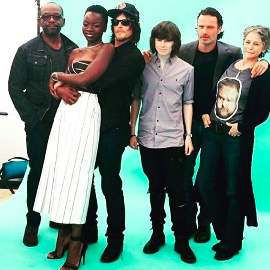 Norman Reedus Comic-Con Instagram Pictures 2015