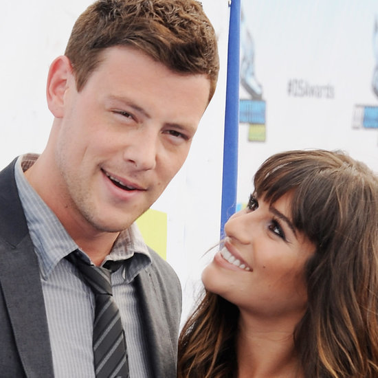 Lea Michele Sends a Loving Message to the Late Cory Monteith