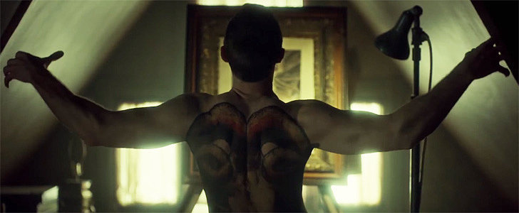 Meet the Red Dragon in the Hannibal Footage We've All Been Waiting For
