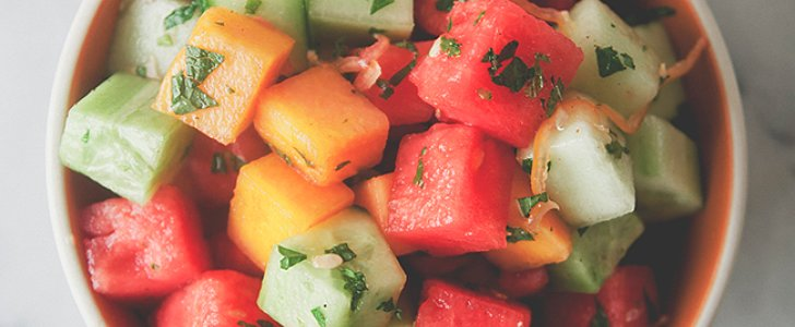 A Mix-and-Match Spicy Fruit Salad to Get You Through Summer
