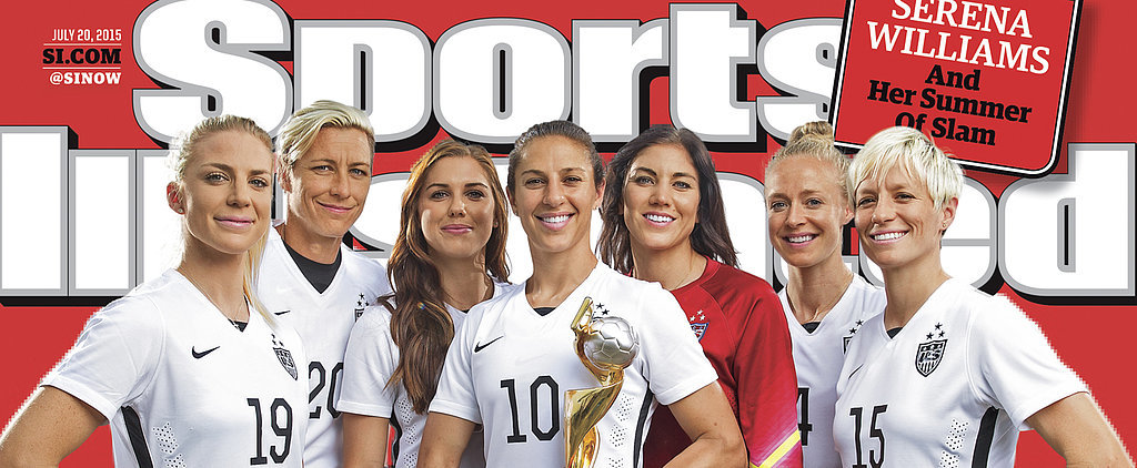 In an Unprecedented Move, Every Member of the USWNT Is Getting Her Own Sports Illustrated Cover