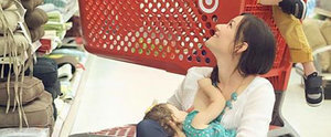 Why Breastfeeding Moms Will Be Spending Even More of Their Money at Target