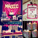Abracadabra! A Marvelous Magic Birthday Party