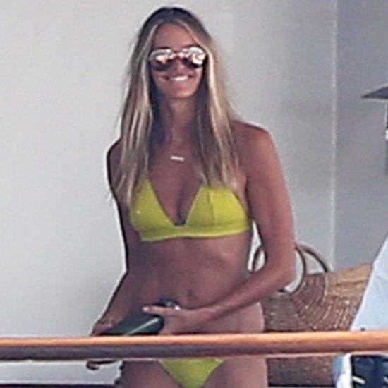 Elle Macpherson Bikini Photos July 2015