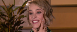 Rachel McAdams Has an Adorable Reaction to Those Taylor Kitsch Dating Rumours