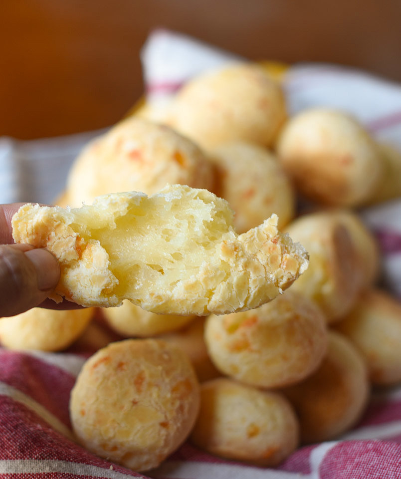 about 25 30 minutes the brazilian cheese breads are at their best when ...
