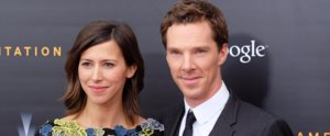 16 Pictures of Benedict Cumberbatch and Sophie Hunter's Most Loved-Up Moments