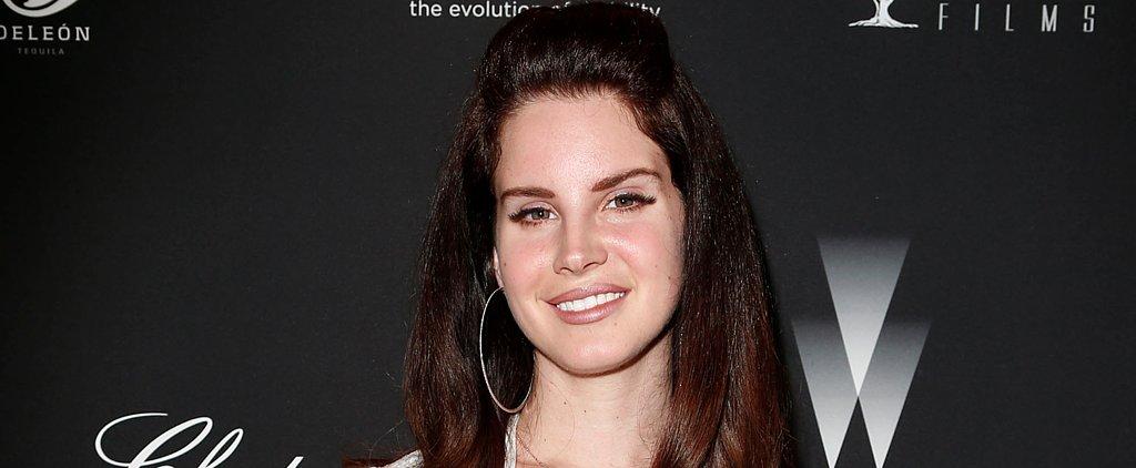 """Listen to Lana Del Rey's New Song, """"Honeymoon"""""""