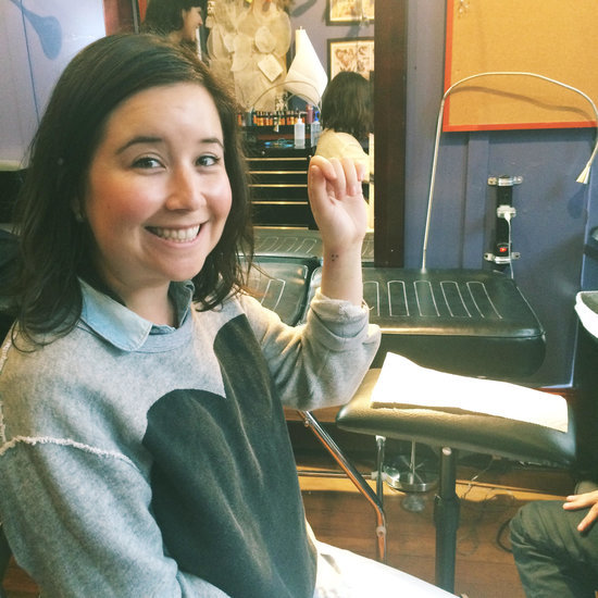 The 16 Emotional Stages of Getting Your First Tattoo