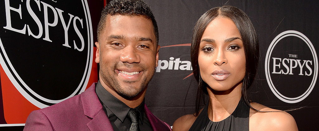 Ciara and Russell Wilson Coordinated Hardcore For the ESPYs