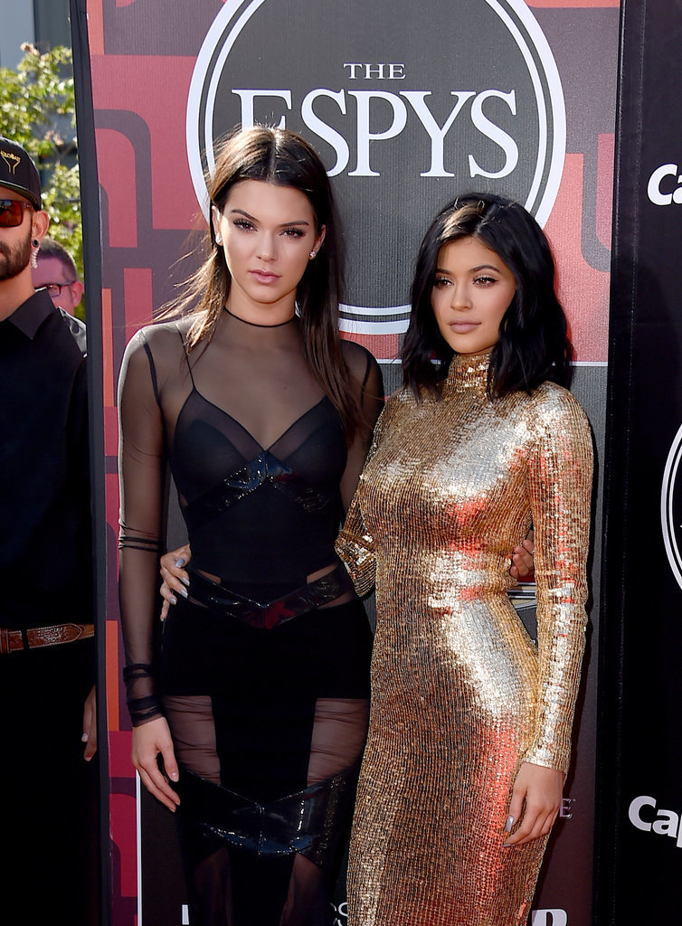 We're Not Sure We've Ever Seen Kendall and Kylie Jenner Like This