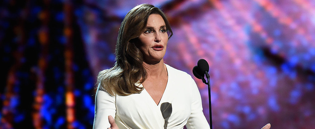 """Caitlyn Jenner Gets Emotional During Moving ESPYs Speech: """"It's About All of Us Accepting One Another"""""""