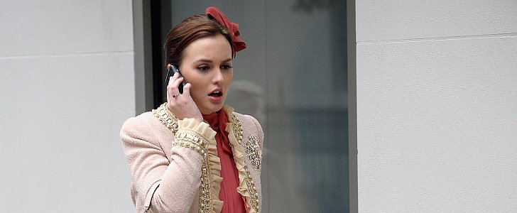 This Is Your Chance to Shop Blair Waldorf's Wardrobe