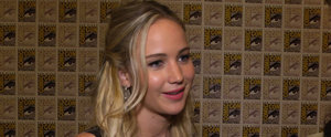 Watch Jennifer Lawrence Explain the Tattoo She Got With the Hemsworths