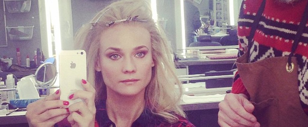 18 Reasons Diane Kruger Is the Prettiest (and Funniest!) Star on Instagram