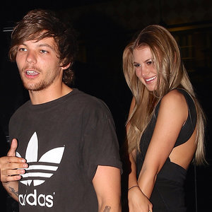Louis Tomlinson Expecting Child With Briana Jungwirth