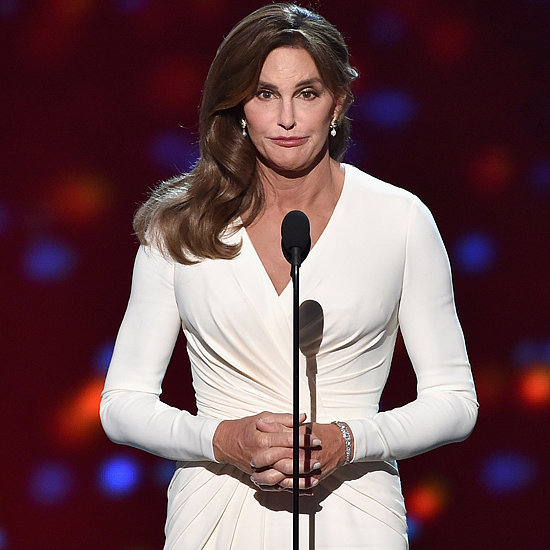 Caitlyn Jenner Stole the Spotlight in White at the ESPYs