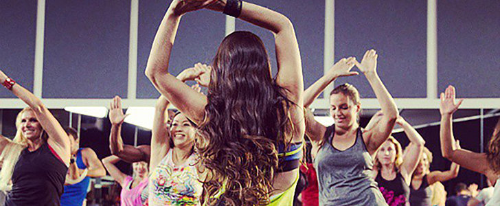 Heat Up Your Weekend With a New Zumba Playlist