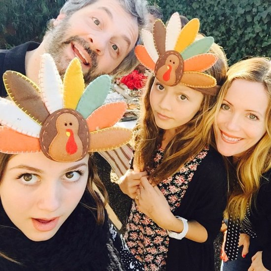 Leslie Mann and Judd Apatow's Cutest Family Pictures