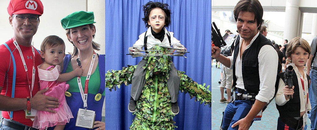 18 Costumes Perfect For Geeky Families