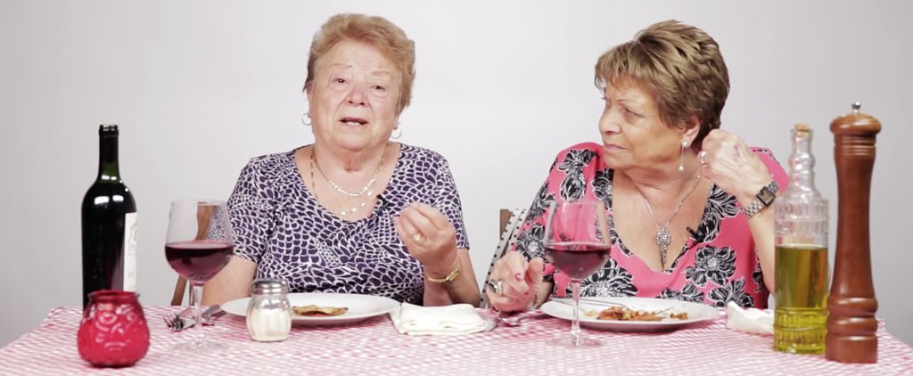 You'll LOL Watching These Italian Grandmas Taste Olive Garden For the First Time