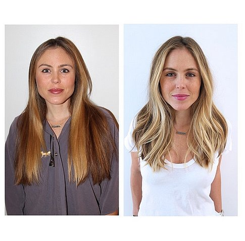 brilliant highlights  this hair colour fauxpas could