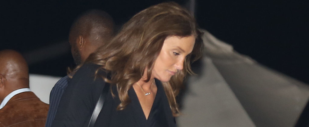 Caitlyn Jenner Stuns on Her Summer Night Out
