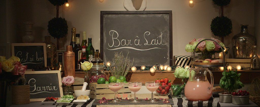 DIY This Parisian-Style Dessert Bar For Your Next Party