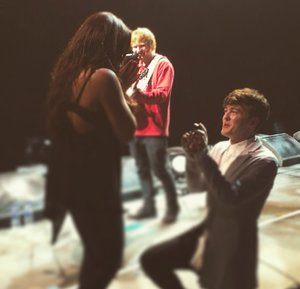 Jesy Nelson and Jake Roche Are Engaged