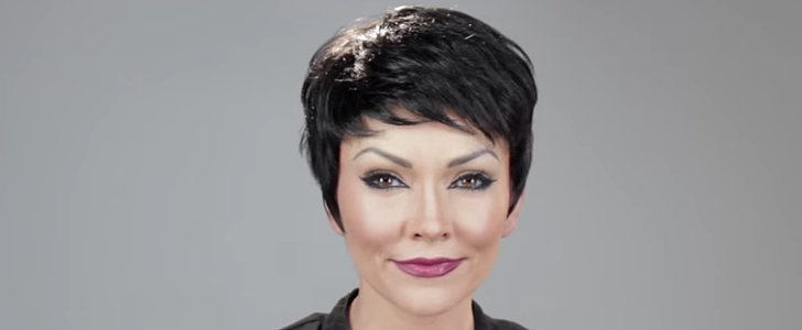 See 1 Makeup Artist Transform Into 4 Kardashians in 2 Minutes