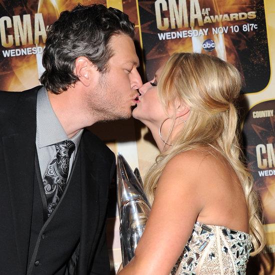 Blake Shelton and Miranda Lambert Shared So Many Cute Moments Over the Years
