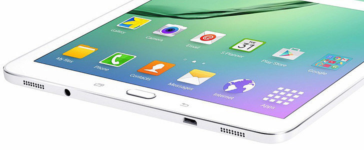 Samsung's New Galaxy Tablet Is Seriously Thin