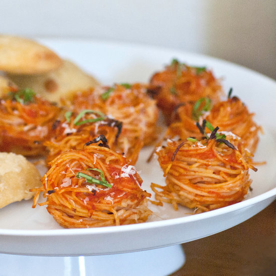 Spaghetti al Pomodoro Love Nests Will Leave You Swooning