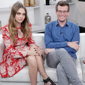 Cara Delevingne and John Green Paper Towns Interview (Video)